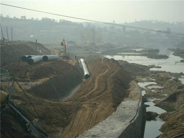 鎮江市諫壁污水管網及